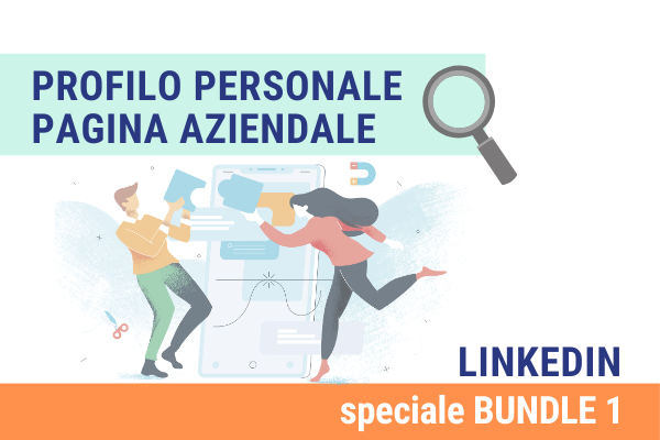Linkedin Bundle 1   Profilo e pagina