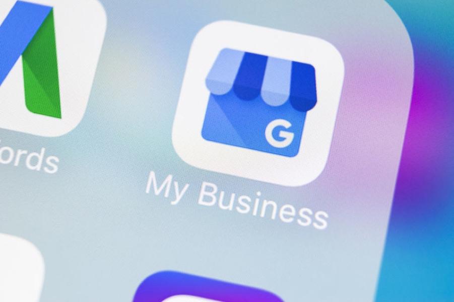 scheda google my business