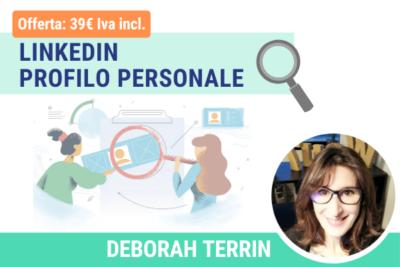 Offerta Linkedin profilo personale