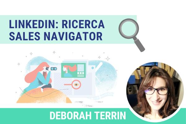 Linkedin   Filtri di ricerca Ricerca & Sales Navigator